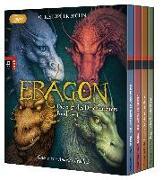 Cover-Bild zu Paolini, Christopher: ERAGON - Die Saga des Drachenreiters