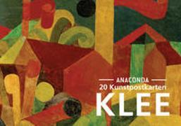 Cover-Bild zu Klee, Paul: Postkarten-Set Paul Klee