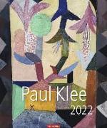 Cover-Bild zu Klee, Paul: Paul Klee Kalender 2022