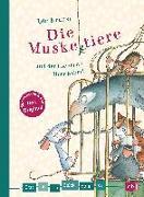 Cover-Bild zu Krause, Ute: Erst ich ein Stück, dann du - Die Muskeltiere und der fliegende Herr Robert