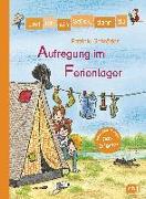 Cover-Bild zu Schröder, Patricia: Erst ich ein Stück, dann du - Aufregung im Ferienlager