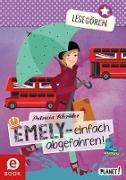 Cover-Bild zu Schröder, Patricia: Lesegören 4: Emely - einfach abgefahren! (eBook)