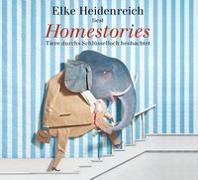 Cover-Bild zu Heidenreich, Elke: Homestories