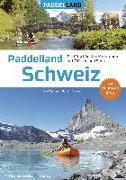 Cover-Bild zu Oppliger, Beat: Paddelland Schweiz
