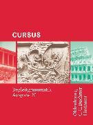 Cover-Bild zu Boberg, Britta: Cursus, Ausgabe N, Latein als 2. Fremdsprache, Begleitgrammatik