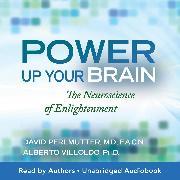 Cover-Bild zu Ph.D., Alberto Villoldo: Power Up Your Brain (Audio Download)