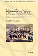 Cover-Bild zu Gschwend, Lukas (Hrsg.): Zwischen Konflikt und Integration: Herrschaftsverhältnisse in Landvogteien und Gemeinen Herrschaften (15. - 18. Jh.)