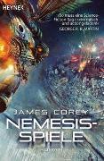 Cover-Bild zu Corey, James: Nemesis-Spiele