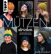 Cover-Bild zu Wormhead, Woolly: Mützen stricken by Woolly Wormhead