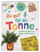 Cover-Bild zu Krabbe, Wiebke (Übers.): Zu gut für die Tonne