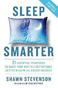 Cover-Bild zu Stevenson, Shawn: Sleep Smarter