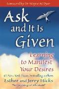 Cover-Bild zu Hicks, Esther: Ask and it is Given
