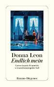Cover-Bild zu Leon, Donna: Endlich mein