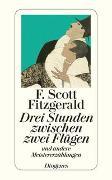 Cover-Bild zu Fitzgerald, F. Scott: Drei Stunden zwischen zwei Flügen