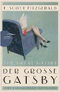 Cover-Bild zu Fitzgerald, F. Scott: Der große Gatsby / The Great Gatsby (Anaconda Paperback)