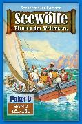 Cover-Bild zu Palmer, Roy: Seewölfe Paket 9 (eBook)