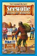 Cover-Bild zu Palmer, Roy: Seewölfe Paket 17 (eBook)