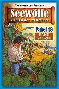 Cover-Bild zu Palmer, Roy: Seewölfe Paket 18 (eBook)