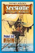 Cover-Bild zu Craig, John Roscoe: Seewölfe Paket 14 (eBook)