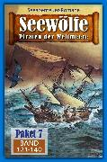 Cover-Bild zu Palmer, Roy: Seewölfe Paket 7 (eBook)