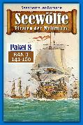 Cover-Bild zu Palmer, Roy: Seewölfe Paket 8 (eBook)
