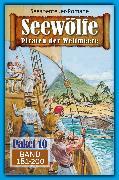 Cover-Bild zu Palmer, Roy: Seewölfe Paket 10 (eBook)