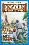 Cover-Bild zu Palmer, Roy: Seewölfe Paket 11 (eBook)