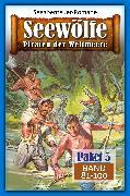 Cover-Bild zu Carpenter, Cliff: Seewölfe Paket 5 (eBook)