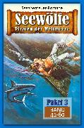 Cover-Bild zu Palmer, Roy: Seewölfe Paket 3 (eBook)