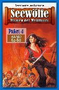 Cover-Bild zu Palmer, Roy: Seewölfe Paket 4 (eBook)