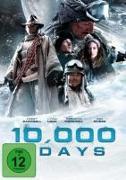 Cover-Bild zu John Schneider (Schausp.): 10.000 Days