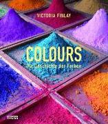 Cover-Bild zu Finlay, Victoria: Colours