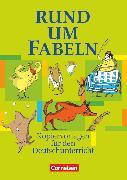 Cover-Bild zu Fenske, Ute: Rund um ..., Sekundarstufe I, Rund um Fabeln, Kopiervorlagen