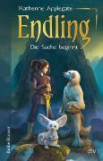 Cover-Bild zu Applegate, Katherine: Endling - Die Suche beginnt