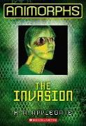 Cover-Bild zu Applegate, Katherine A.: The Invasion