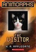 Cover-Bild zu Applegate, Katherine A.: The Visitor