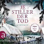 Cover-Bild zu Fox, Mary Ann: Je stiller der Tod - Mags Blake - Ein Cornwall-Krimi, (Ungekürzt) (Audio Download)