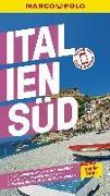 Cover-Bild zu Dürr, Bettina: MARCO POLO Reiseführer Italien Süd