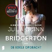 Cover-Bild zu Quinn, Julia: De edele opdracht (Audio Download)