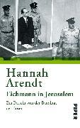 Cover-Bild zu Arendt, Hannah: Eichmann in Jerusalem