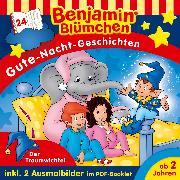 Cover-Bild zu Andreas, Vincent: Benjamin Blümchen - Gute-Nacht-Geschichten - Folge 24: Der Traumwichtel (Audio Download)