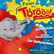 Cover-Bild zu Andreas, Vincent: Benjamin Blümchen - Feier mit Törööö! - Das Party-Album (Sonderedition) (Audio Download)