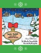 Cover-Bild zu White, Jenny: Junior Rabbit Learns About Christmas (eBook)