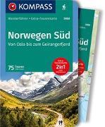 Cover-Bild zu Haan, Elke: KOMPASS Wanderführer Norwegen Süd, Von Oslo bis zum Geirangerfjord