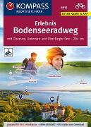 Cover-Bild zu KOMPASS-Karten GmbH (Hrsg.): KOMPASS RadReiseFührer Bodenseeradweg