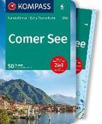 Cover-Bild zu Baumann, Franziska: KOMPASS Wanderführer Comer See. 1:50'000