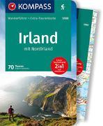 Cover-Bild zu Schwänz, Robert: KOMPASS Wanderführer Irland mit Nordirland. 1:50'000