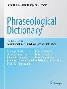 Cover-Bild zu Baumgartner, Peter: Phraseological Dictionary English - German (eBook)