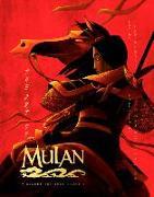 Cover-Bild zu Kurtti, Jeff: The Art of Mulan: A Disney Editions Classic