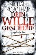 Cover-Bild zu Robotham, Michael: Dein Wille geschehe